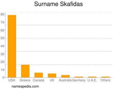 Surname Skafidas