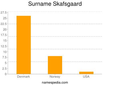 Surname Skafsgaard