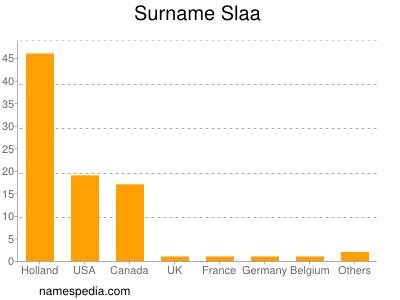 Surname Slaa