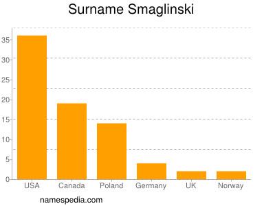 Surname Smaglinski