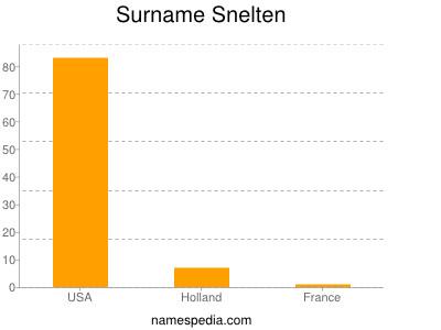 Surname Snelten