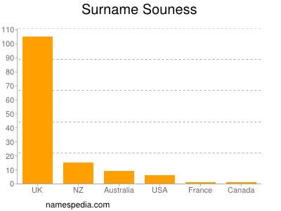 Surname Souness