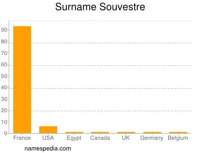 Surname Souvestre
