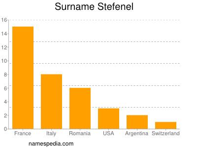 Surname Stefenel