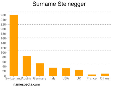 Surname Steinegger
