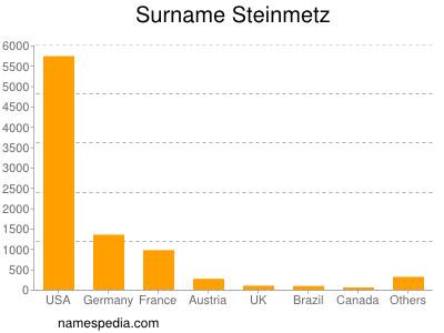Surname Steinmetz