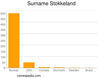 Surname Stokkeland