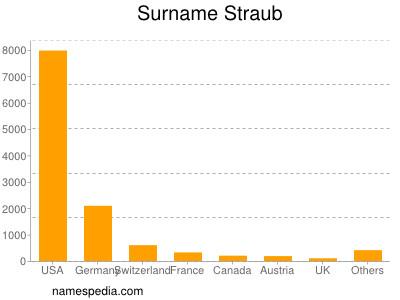 Surname Straub