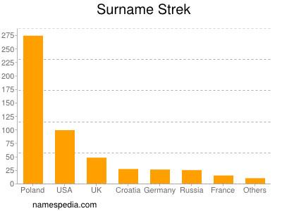 Familiennamen Strek