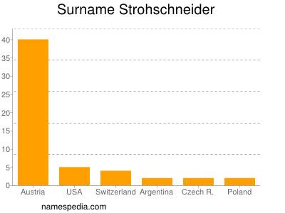 Surname Strohschneider