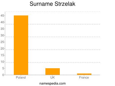 Surname Strzelak