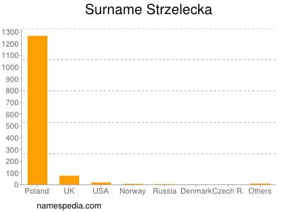 Surname Strzelecka