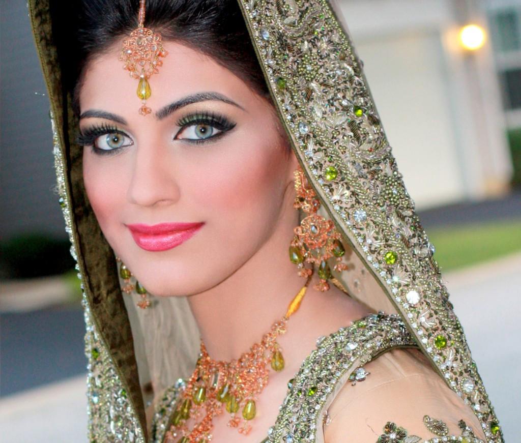 Muslim Wedding Makeup : Sumaira - Names Encyclopedia