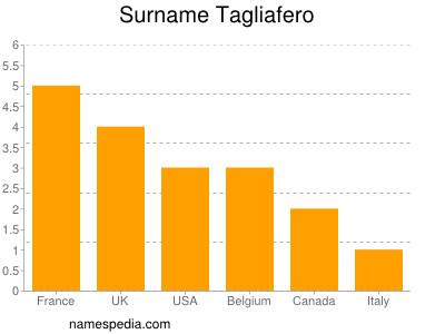 Surname Tagliafero