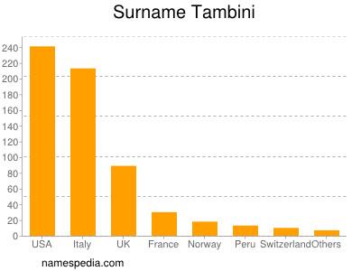 Surname Tambini