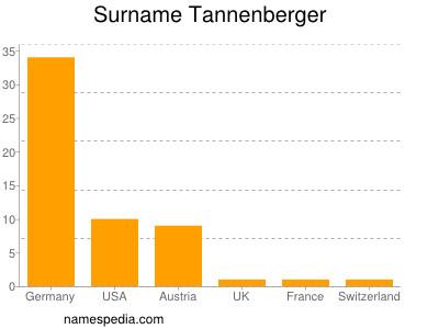 Surname Tannenberger