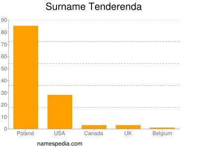 Surname Tenderenda