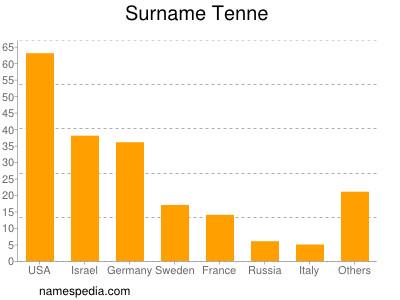 Surname Tenne