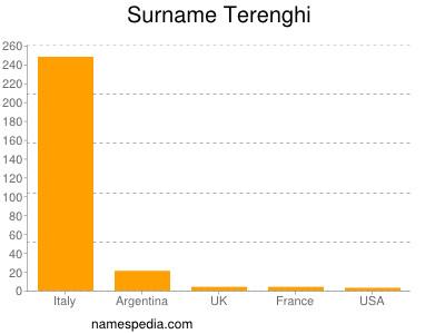 Surname Terenghi