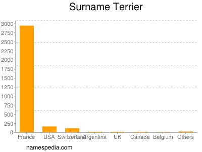 Familiennamen Terrier