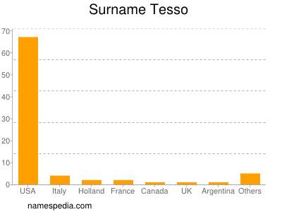 Surname Tesso