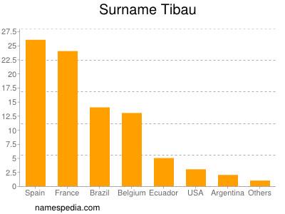 Surname Tibau