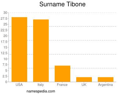 Surname Tibone