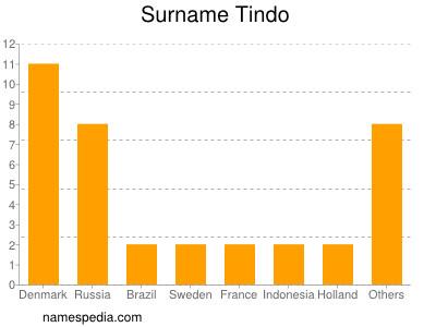 Surname Tindo