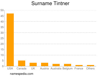 Surname Tintner