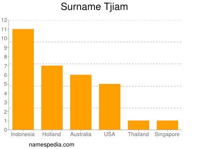 Surname Tjiam