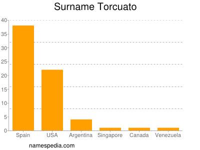 Surname Torcuato