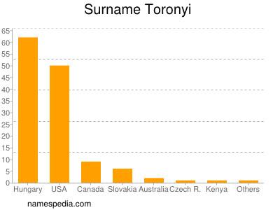 Surname Toronyi