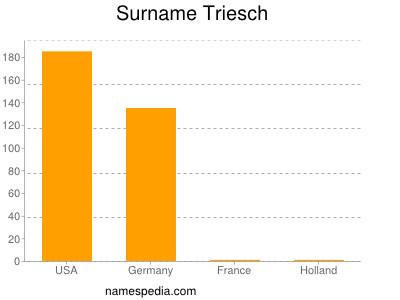 Surname Triesch