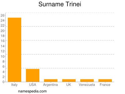 Familiennamen Trinei