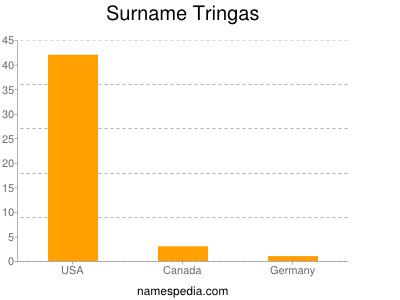 Surname Tringas