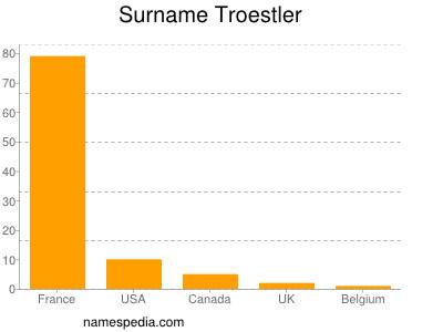 Surname Troestler