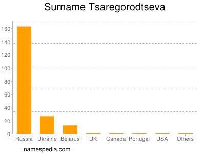 Familiennamen Tsaregorodtseva