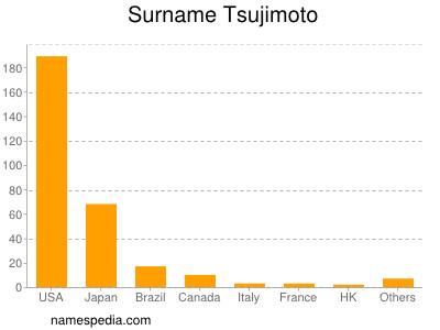 Surname Tsujimoto