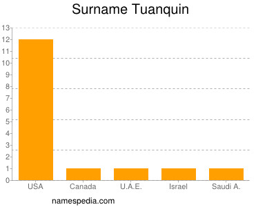 Surname Tuanquin