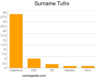 Surname Tufro