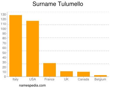 Surname Tulumello