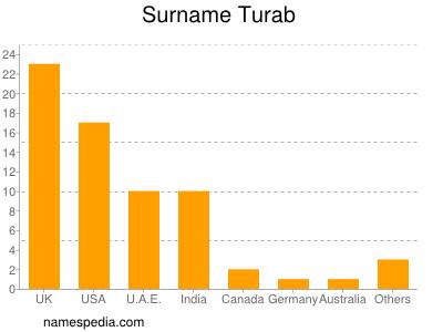 Surname Turab