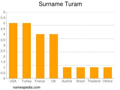 Surname Turam