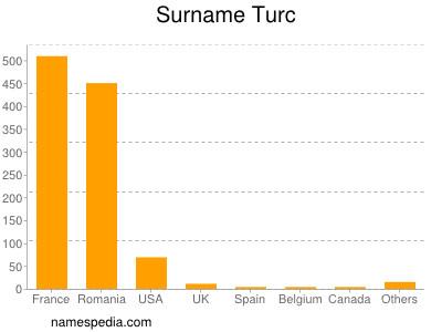 Surname Turc