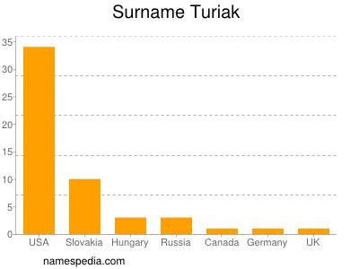 Surname Turiak