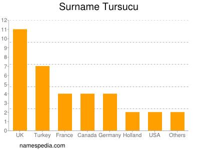 Surname Tursucu