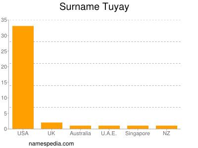 Surname Tuyay