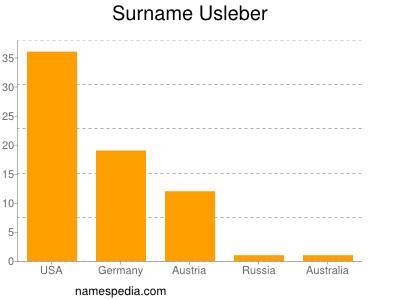 Surname Usleber