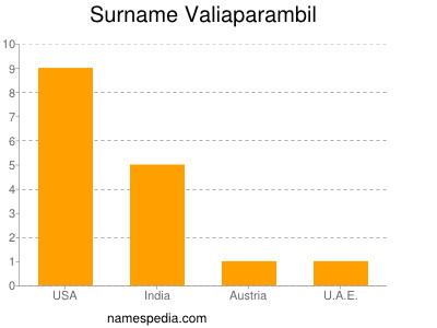 Surname Valiaparambil