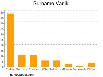 Surname Varlik